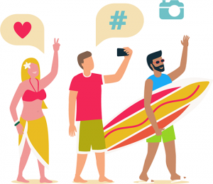 Andare al mare in modo semplice e sicuro collega clienti e gestori di spiagge e lidi attrezzati