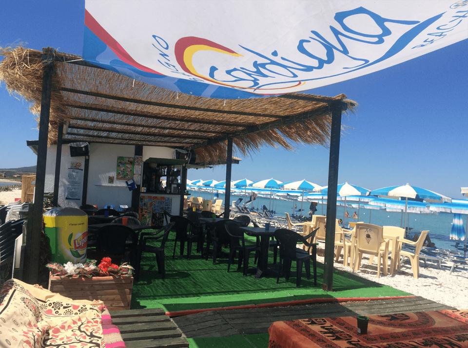 BX sardinia-beach